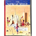 Cover Print of New Yorker, August 6 2001