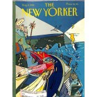 Cover Print of New Yorker, August 9 1993