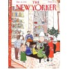 Cover Print of The New Yorker, December 10 1990