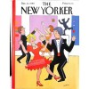 Cover Print of The New Yorker, December 11 1989