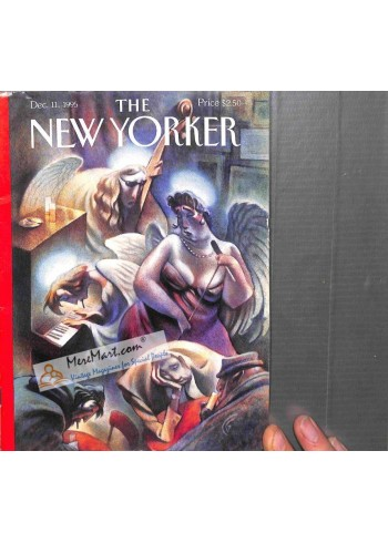 Cover Print of New Yorker, December 11 1995