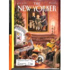 Cover Print of New Yorker, December 16 1996