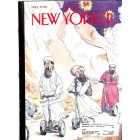 Cover Print of New Yorker, December 17 2001