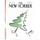 Cover Print of The New Yorker, December 19 1988