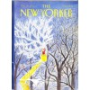 Cover Print of New Yorker, December 20 1993