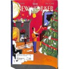 Cover Print of New Yorker, December 21 1998