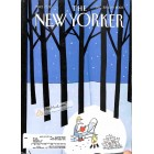 Cover Print of New Yorker, December 22 2003