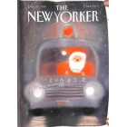 Cover Print of The New Yorker, December 24 1990