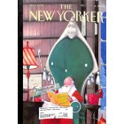 Cover Print of New Yorker, December 24 2001