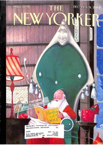 New Yorker, December 24 2001