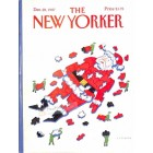 Cover Print of The New Yorker, December 28 1987