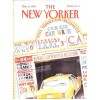 Cover Print of The New Yorker, December 4 1989