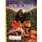 Cover Print of New Yorker, December 6 1993