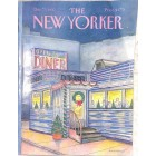 Cover Print of The New Yorker, December 7 1987