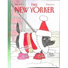 Cover Print of New Yorker, December 9 1991