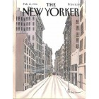 Cover Print of The New Yorker, February 10 1986