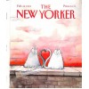 Cover Print of New Yorker, February 18 1991
