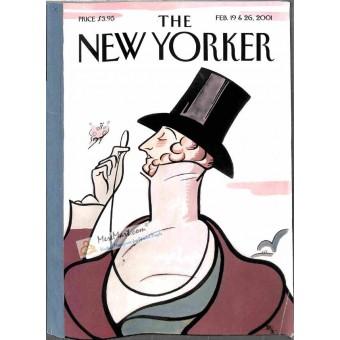 New Yorker, February 19 2001