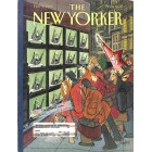 Cover Print of New Yorker, February 1 1993