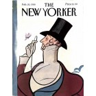 Cover Print of The New Yorker, February 20 1984