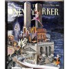 Cover Print of New Yorker, February 22 1999