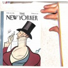 Cover Print of The New Yorker, February 24 1986