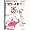 Cover Print of New Yorker, February 26 1996