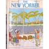 Cover Print of The New Yorker, February 27 1989
