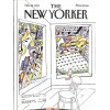 Cover Print of New Yorker, February 28 1994