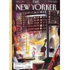 Cover Print of New Yorker, February 5 1996
