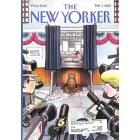 Cover Print of New Yorker, February 7 2000