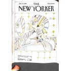 Cover Print of New Yorker, January 12 1998