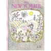 Cover Print of The New Yorker, January 13 1986