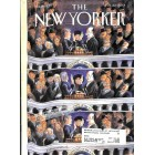 Cover Print of New Yorker, January 22 2001