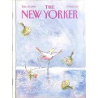 Cover Print of The New Yorker, January 23 1989