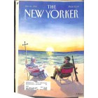 Cover Print of New Yorker, January 26 1998