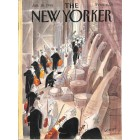 Cover Print of The New Yorker, January 28 1985