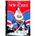 Cover Print of New Yorker, January 28 2002