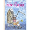 Cover Print of The New Yorker, January 2 1989