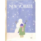 Cover Print of The New Yorker, January 30 1984