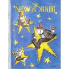 Cover Print of The New Yorker, January 4 1988