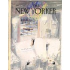 Cover Print of The New Yorker, January 5 1987