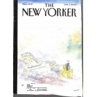Cover Print of New Yorker, January 5 2004