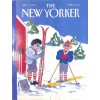 Cover Print of The New Yorker, January 9 1989