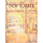 Cover Print of The New Yorker, July 14 1986