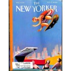 Cover Print of New Yorker, July 15 2002