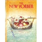 Cover Print of The New Yorker, July 16 1990
