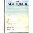 Cover Print of New Yorker, July 17 2000