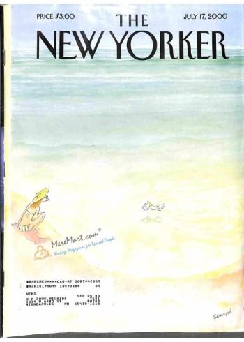 New Yorker, July 17 2000
