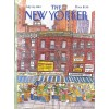 Cover Print of The New Yorker, July 18 1983
